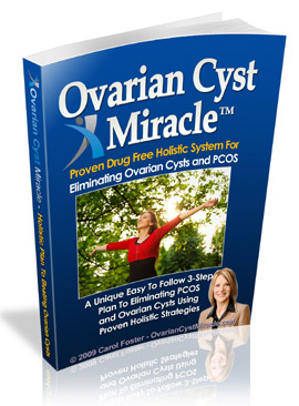 ovarian cyst information
